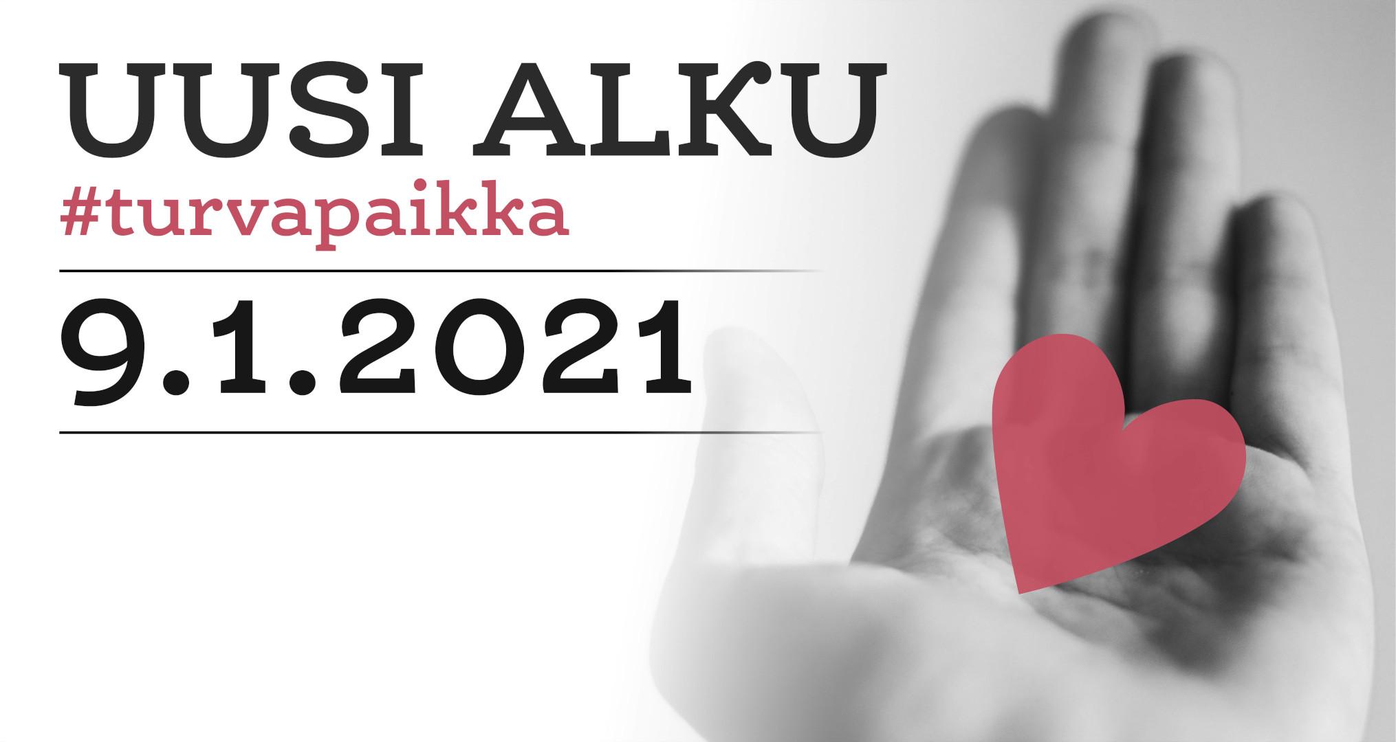 Uusi Alku 2021